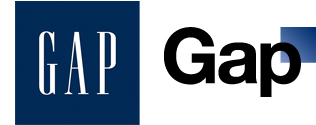 The new Gap logo is a hoax